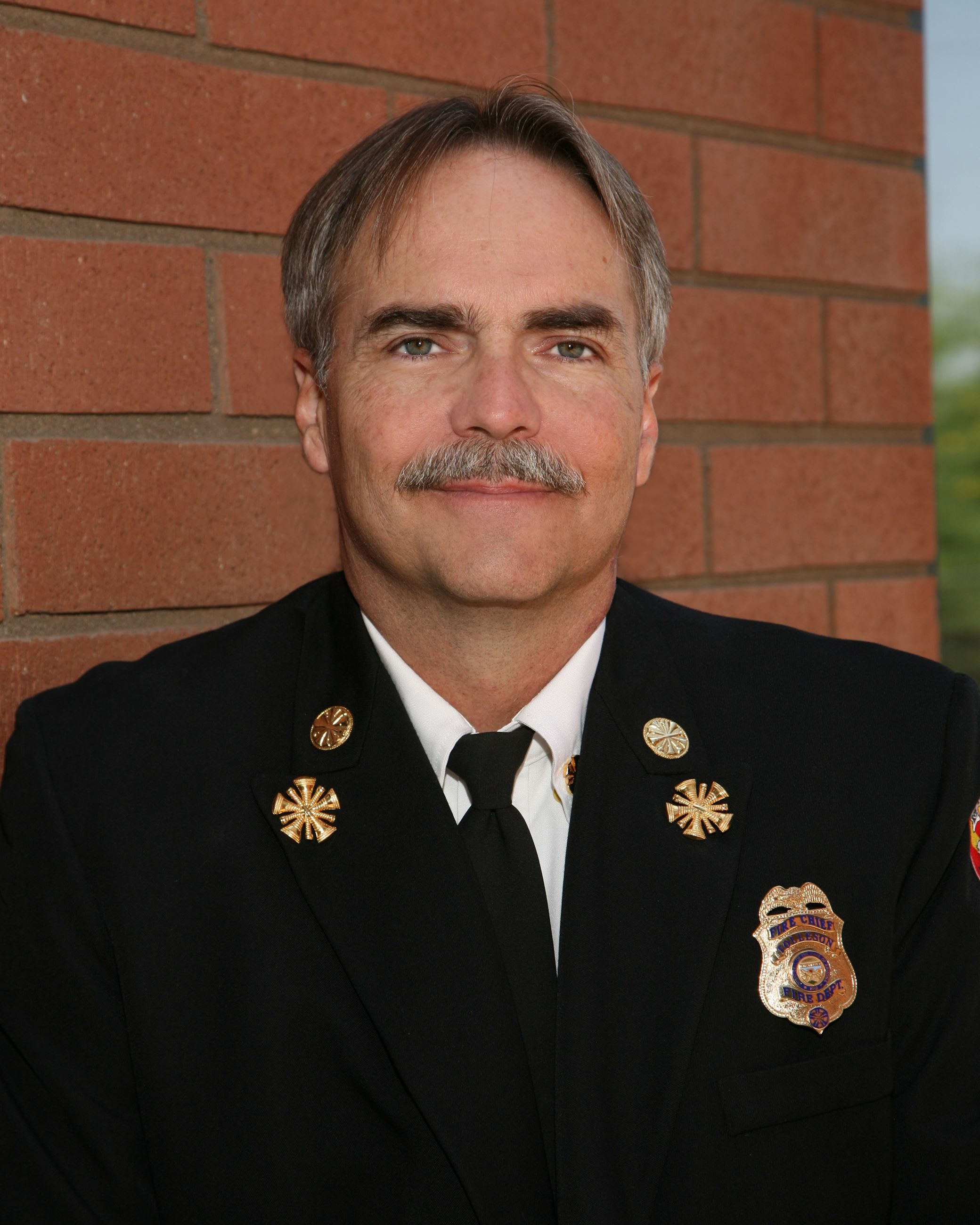 Fire Chief Photo 2011