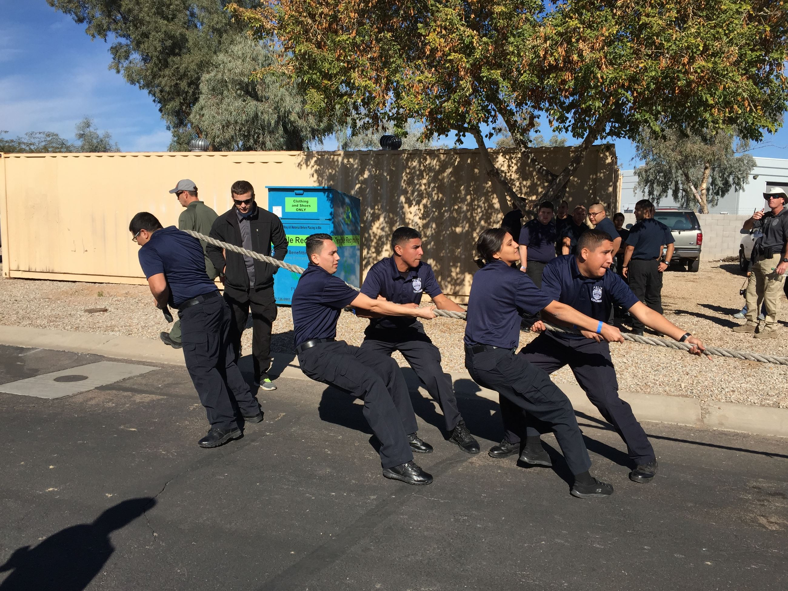 Explorer Program | Tolleson AZ - Official Website