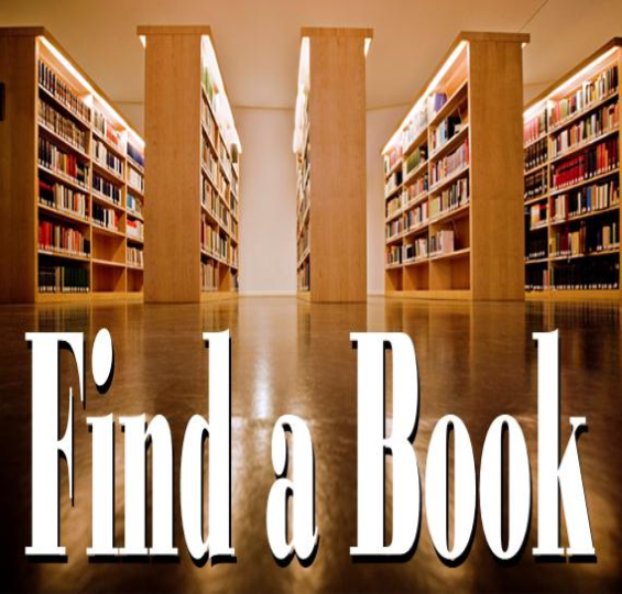 Find a book library catalog