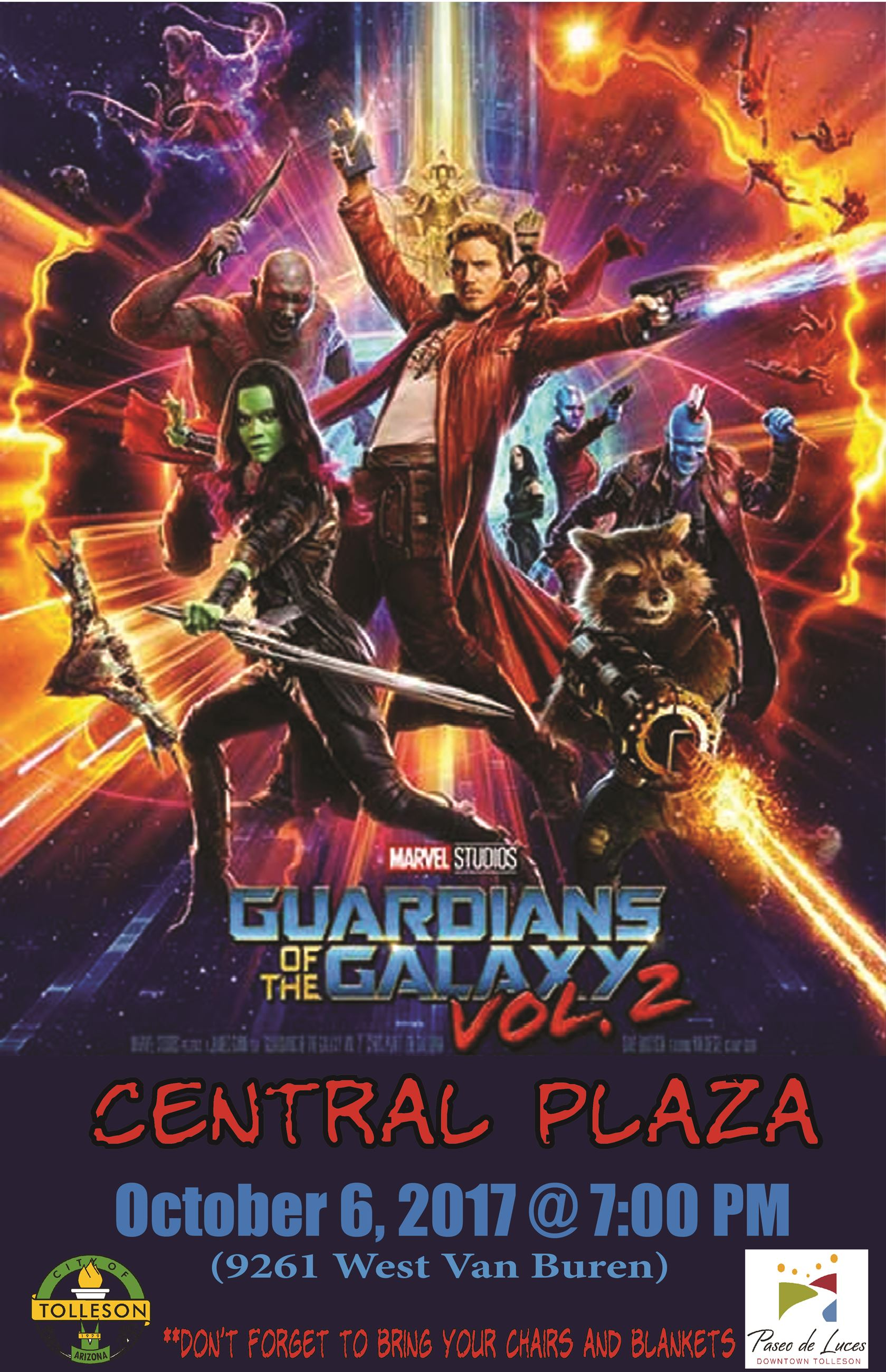 Guardians of the Galaxy Oct2017