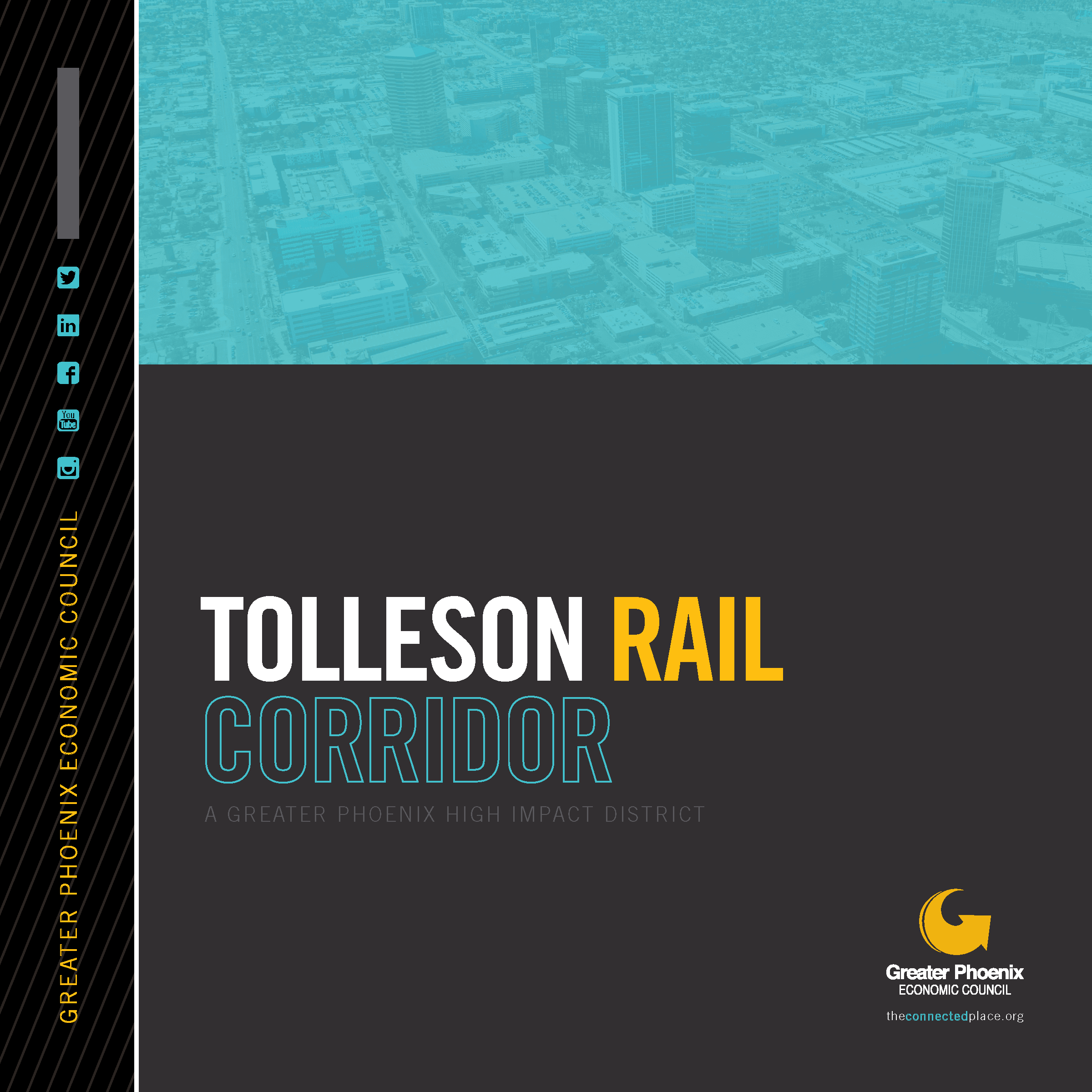 Tolleson RAIL Corridor - Economic Development Page 2