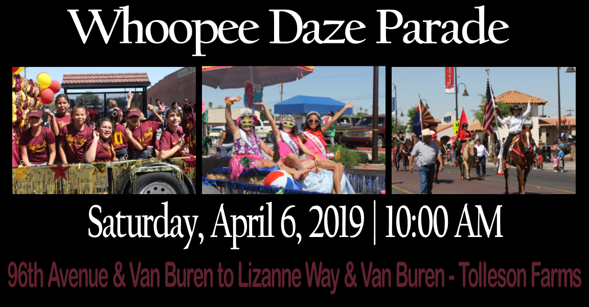 Whoopee Daze Parade Image Website