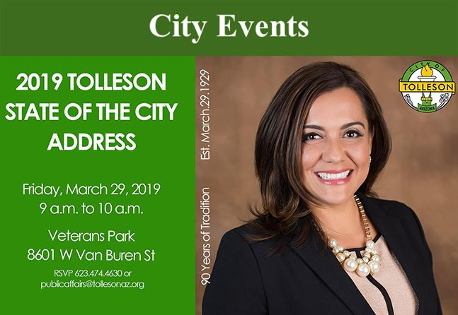 City Events - State of the City
