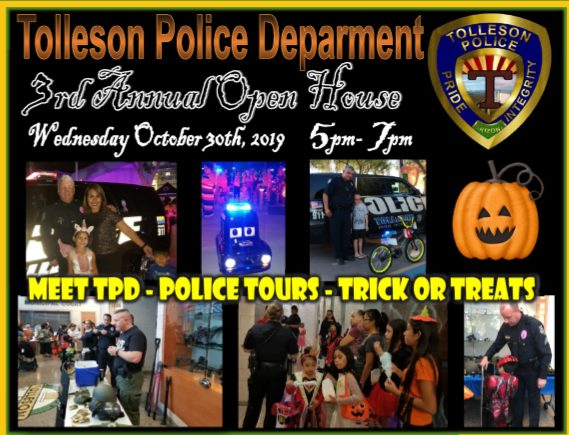 Tolleson PD Open House 2019