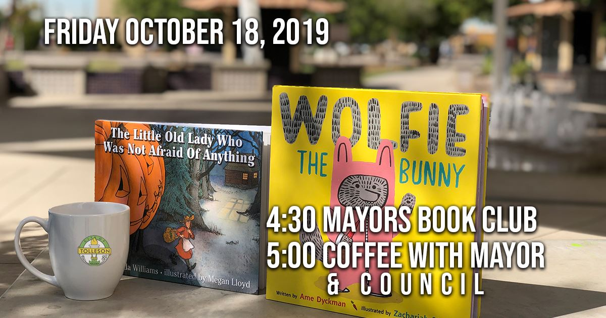 Coffee with Mayor and Council Oct 2019