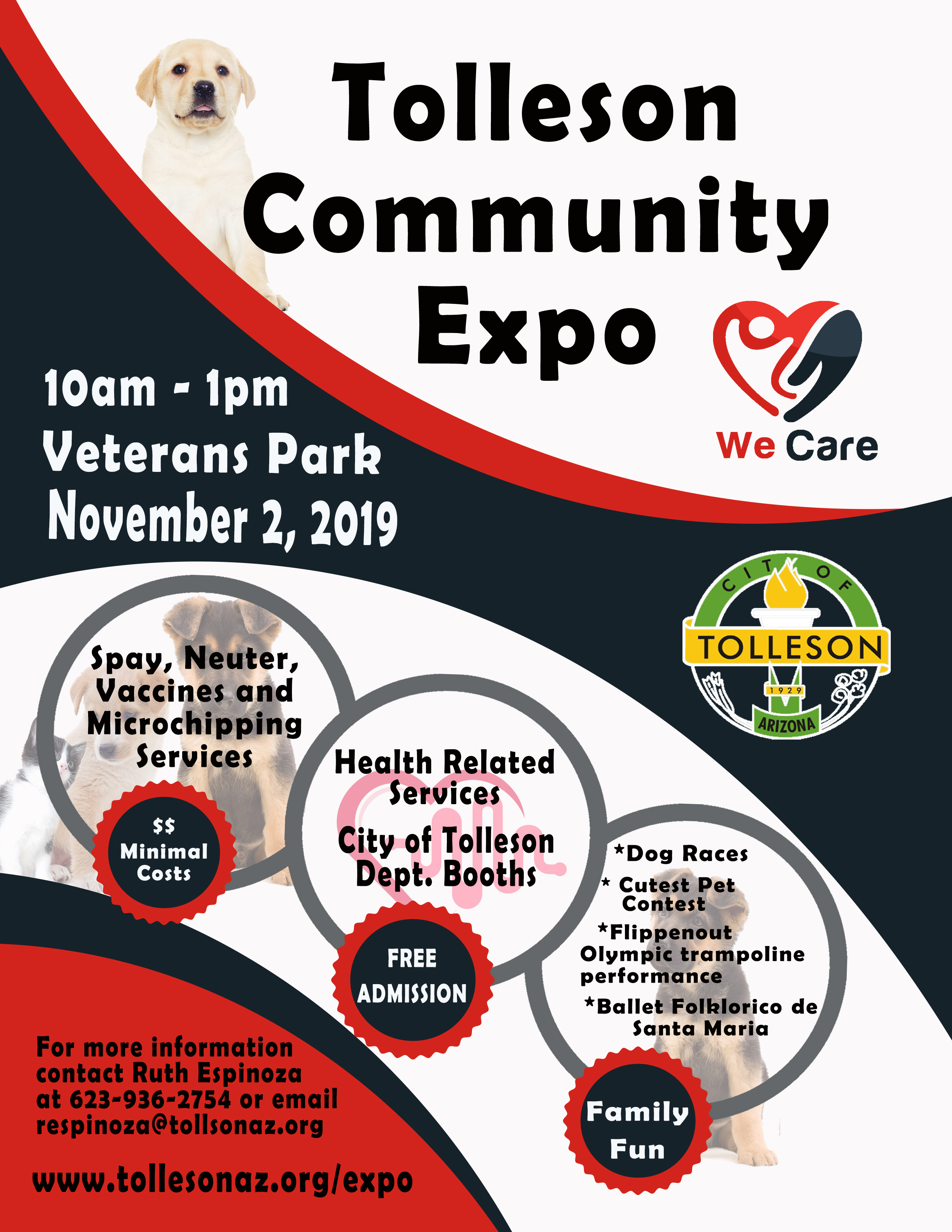Community Expo Flyer 2019