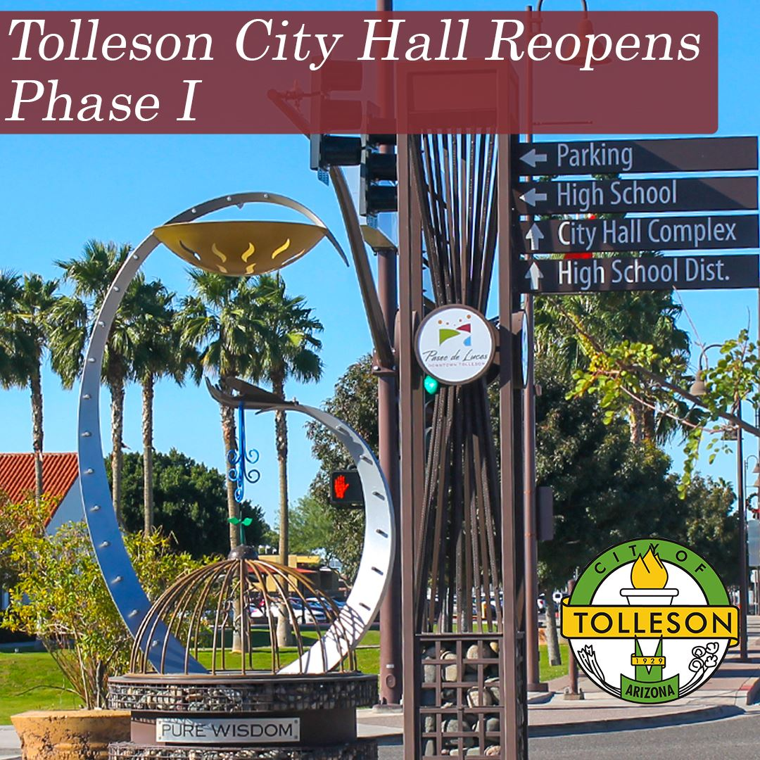 Tolleson Reopens 2020
