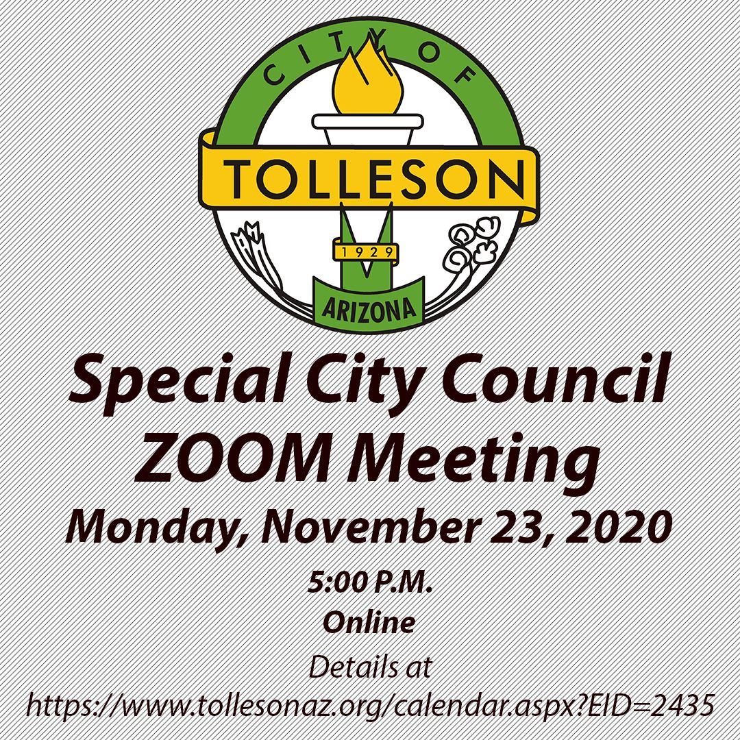 COT Council Zoom Meeting-11-23-2020