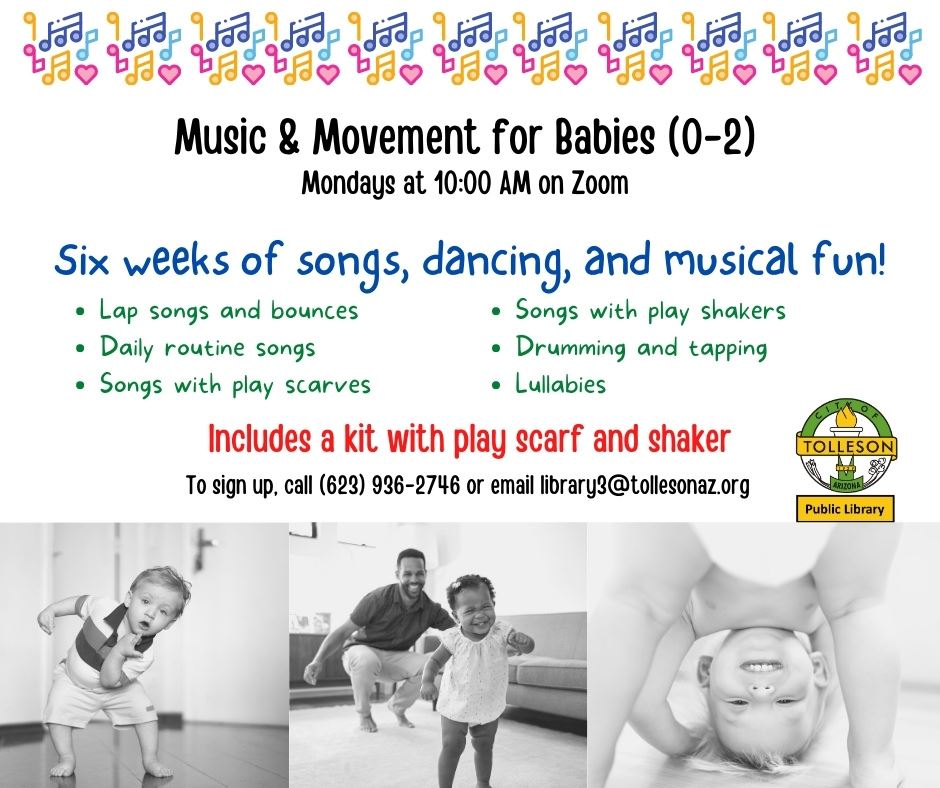 Music and Movement for Babies