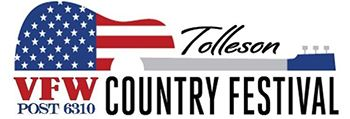 Tolleson Country Festival logo