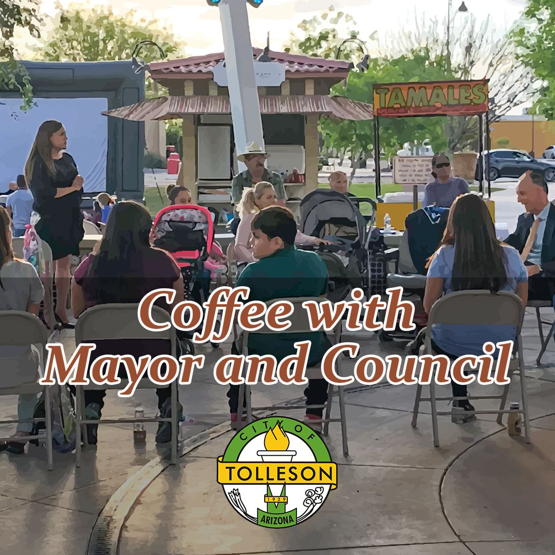 Coffee with Mayor and Council