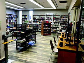 New City Library Look