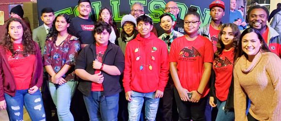 Tolleson Counts Census Video Challenge Winners