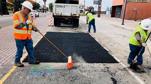 Tolleson Street Repair