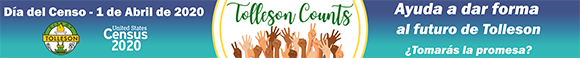 Census Day April 1 - Help Shape Tolleson's Future