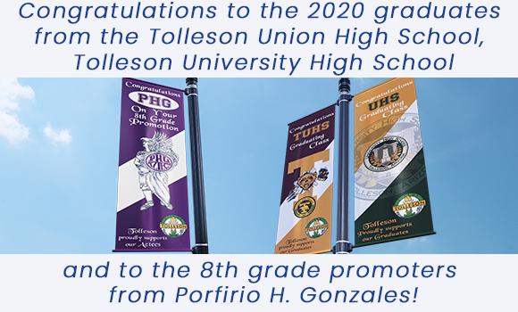 Tolleson School Graduations