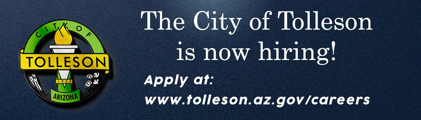City of Tolleson Careers