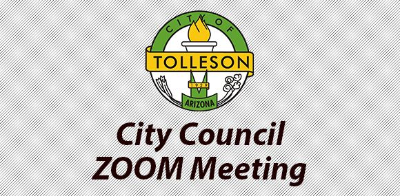 City Council Zoom Meetings