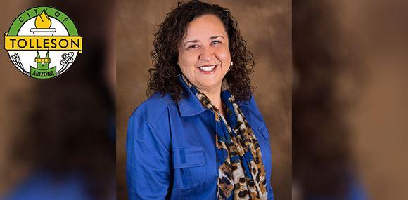 Vice Mayor Clorinda Erives
