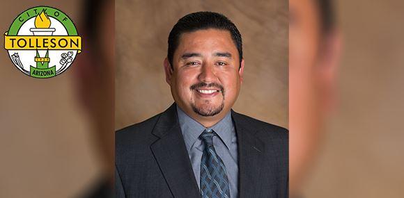 Tolleson Mayor Juan F. Rodriguez