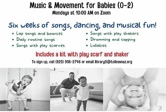 Music and Movement with Babies