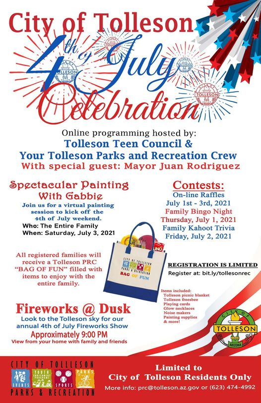 Tolleson 4th of July Celebration