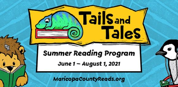 Tails and Tales - Summer Reading Program
