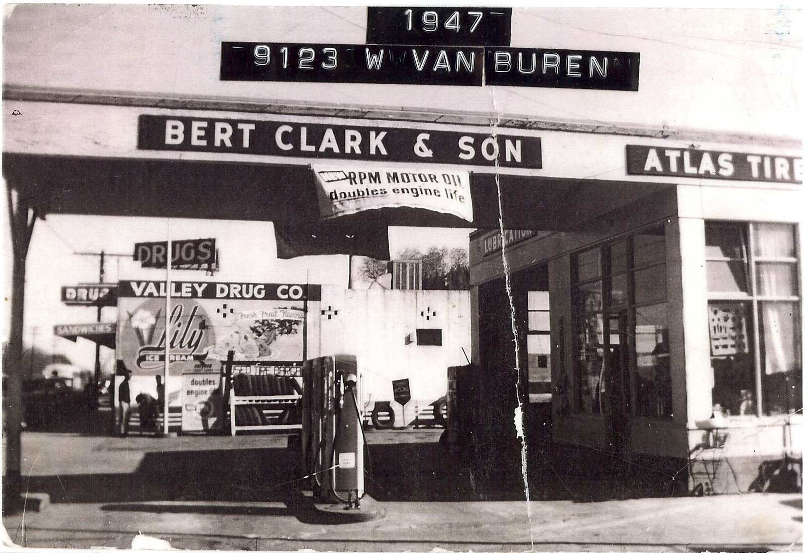 Bert Clark and Son